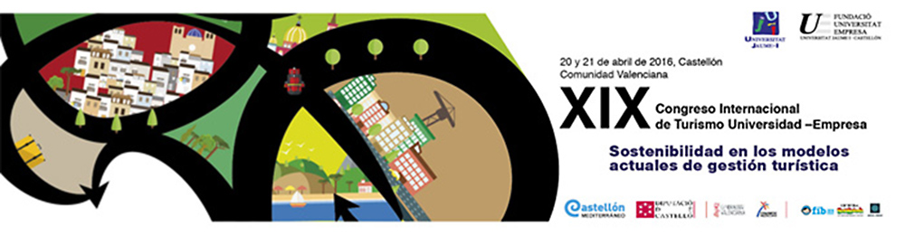 XIX Congreso Internacional Turismo Universidad-Empresa